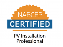 Healthy Homes, NABCEP Certified Solar PV Installer, NY