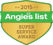 Healthy Homes, Angie's List 2015 Super Service Award, NY