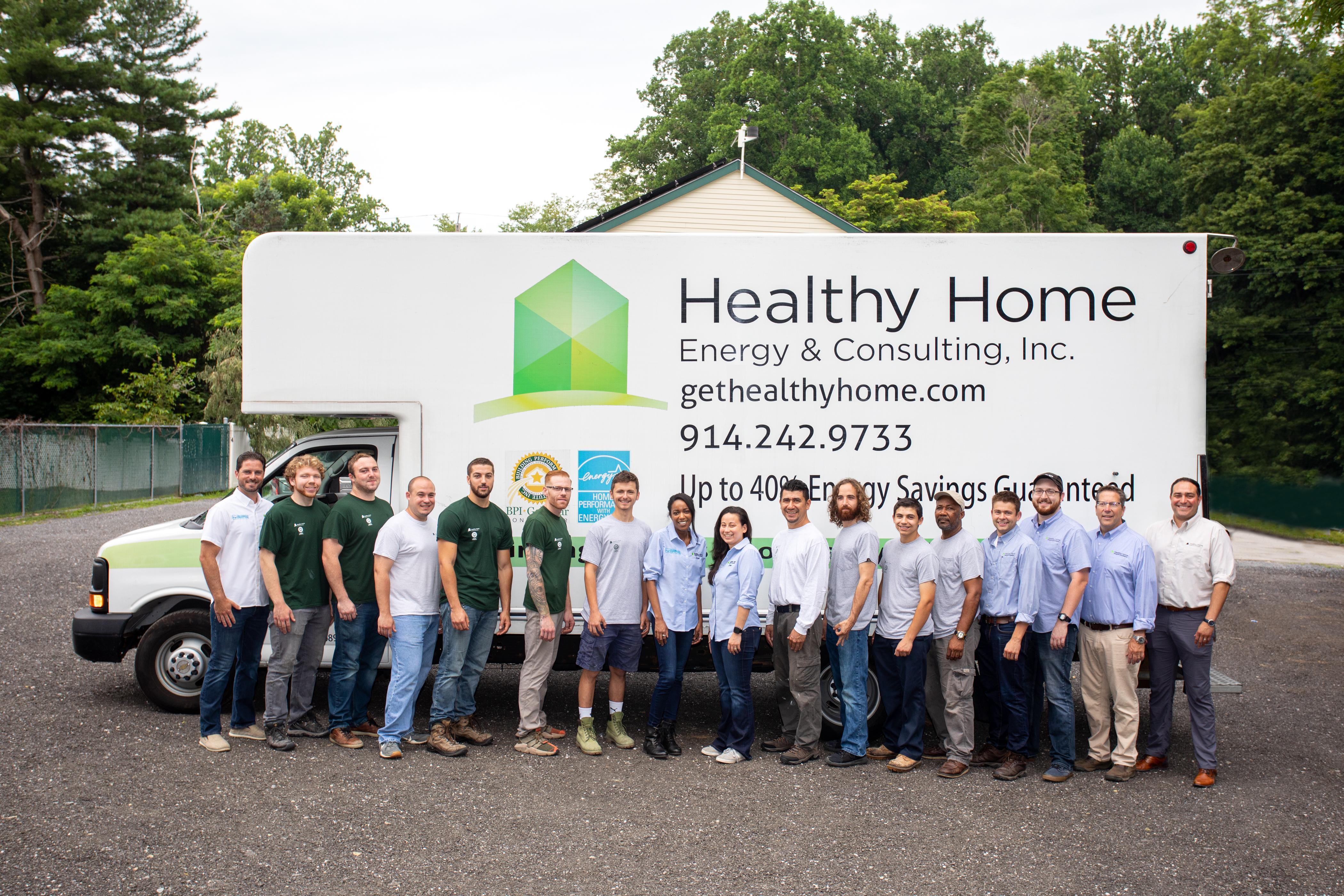 healthy home energy team