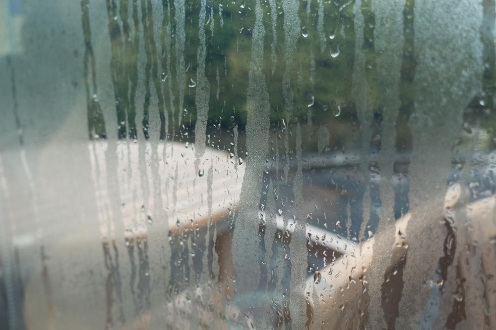 Humidity on windows