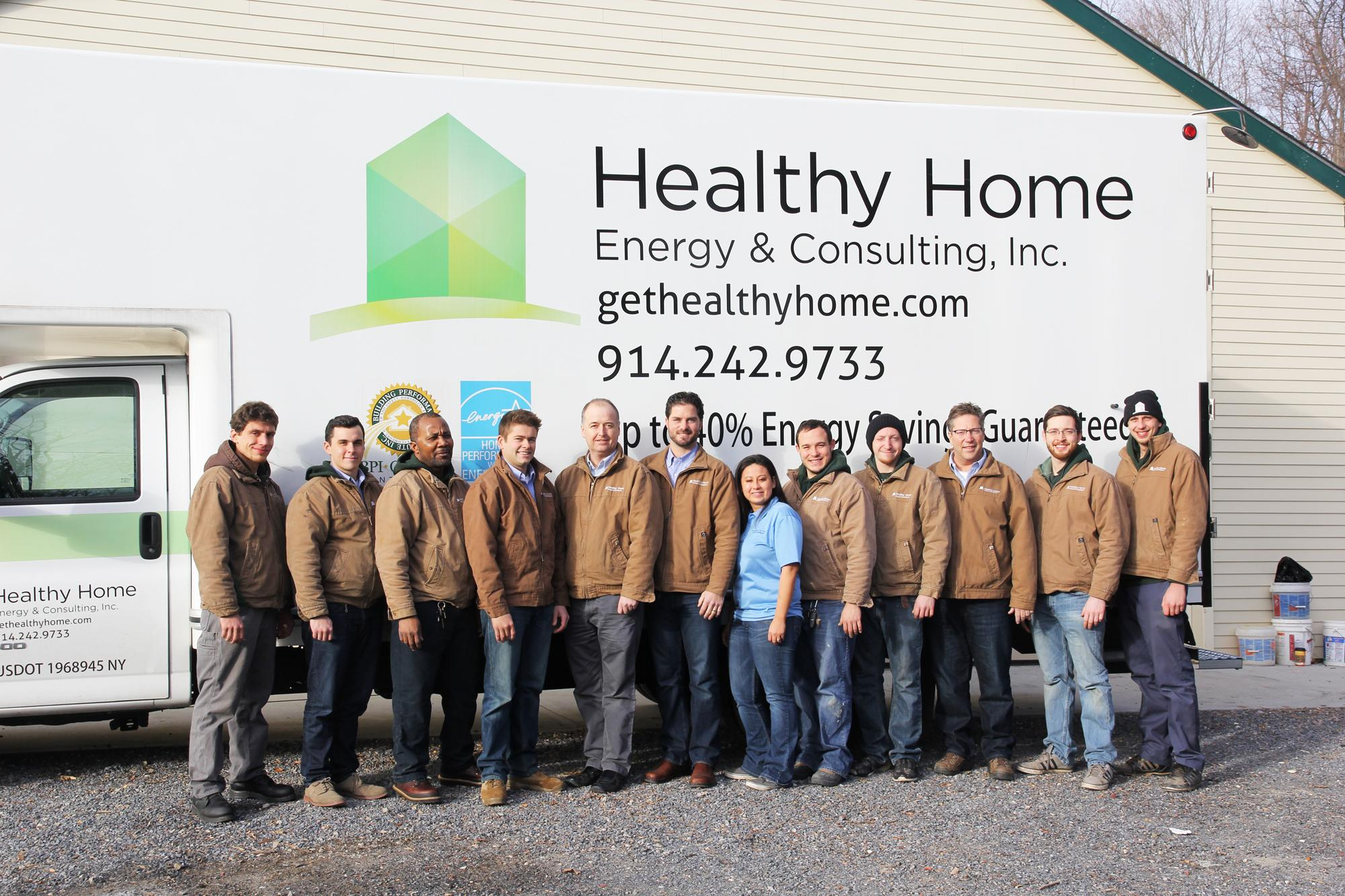 healthy homes family