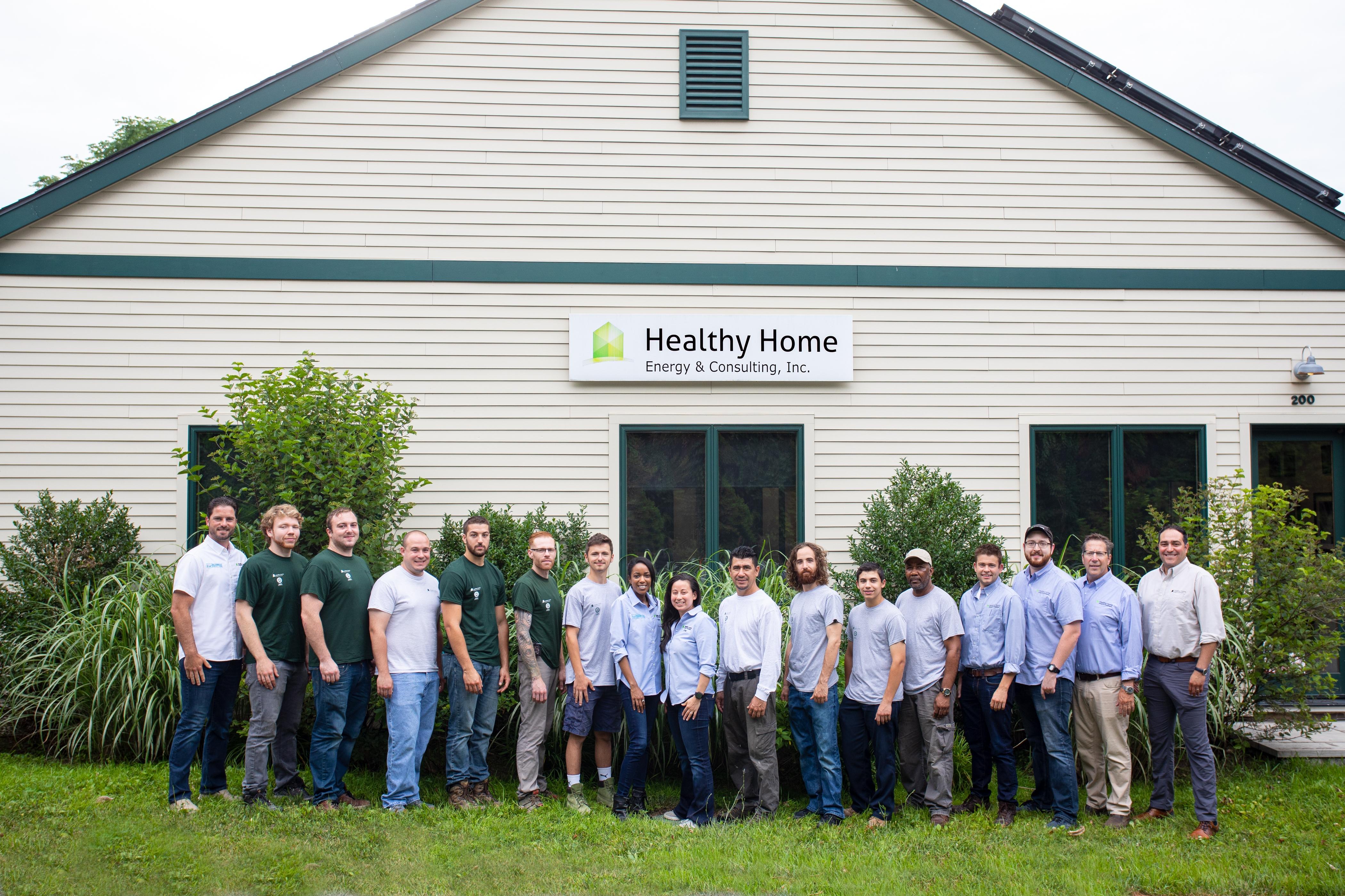 healthy homes team