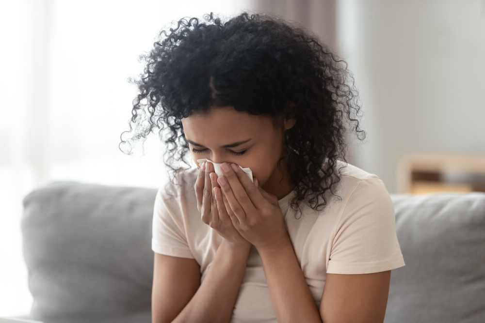 allergic to allergens in home