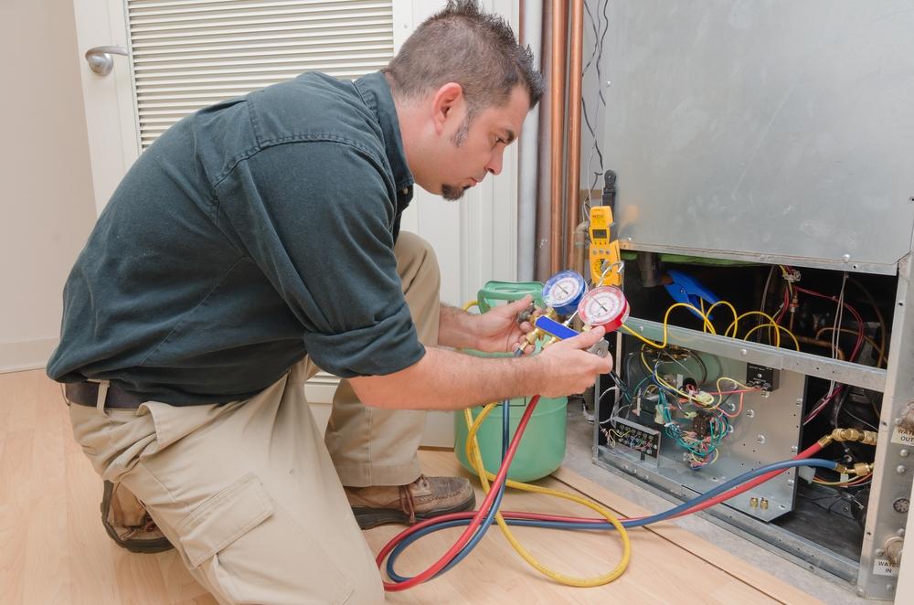 HVAC maintenance (residential)