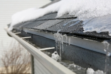 ice dams, healthy home, NY
