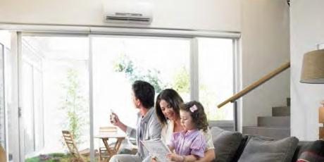 Healthy Homes, Mini-Split Heat Pump, NY