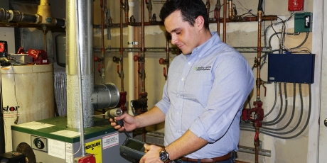Healthy Home, Combustion Safety Testing, NY