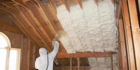 Healthy Home, Spray Foam Insulation, NY