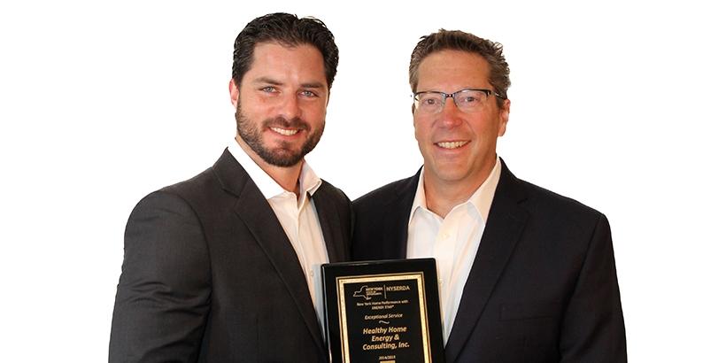 Kevin Brenner, NYSERDA award, NY