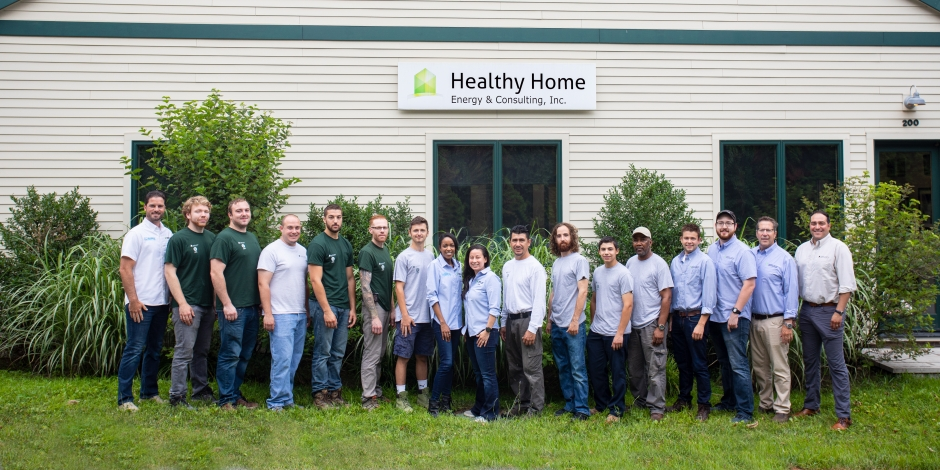 healthy homes team