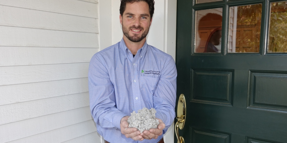 Healthy Home, Cellulose Insulation, NY