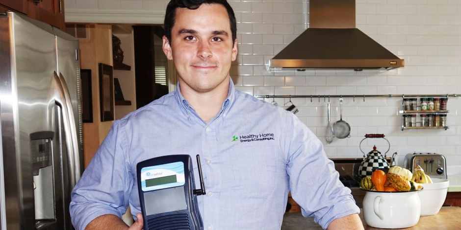 Healthy Home, Indoor Air Quality Testing, NY