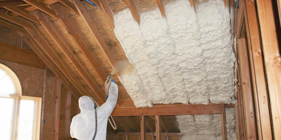 Healthy Home, Spray Foam Insulation, NY