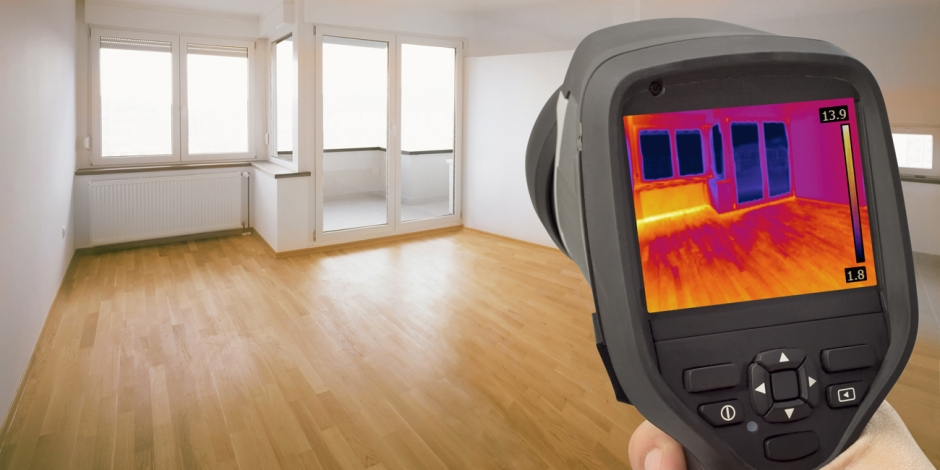Healthy Home, Infrared Thermal Imaging, NY
